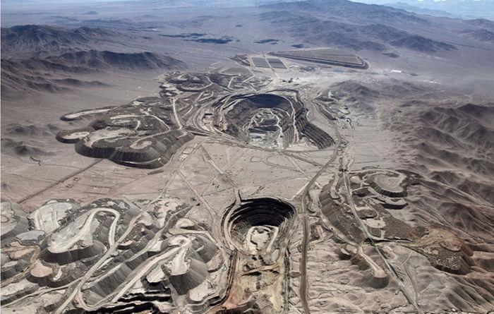 Strong Codelco September maintains Chile's copper production