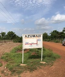 Ghana's next gold mine in Azumah's sights