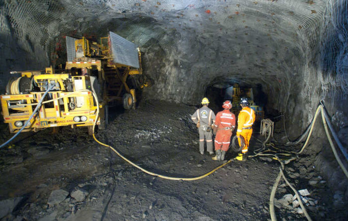 Geology issues rock Goldcorp