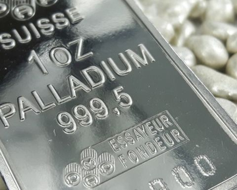 'In most cases, the cure for high prices is high prices, but not for palladium'