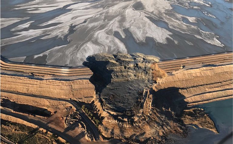 Newcrest Cadia tailings dam failure hits home