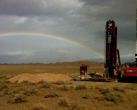 Nevada Copper gauges project reception