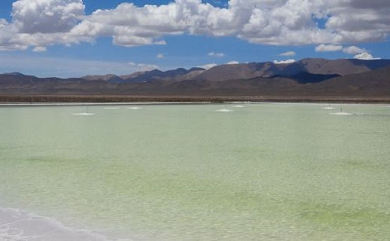 Sign of returning life for lithium