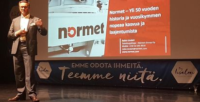 Normet's next CEO to inherit global growth platform