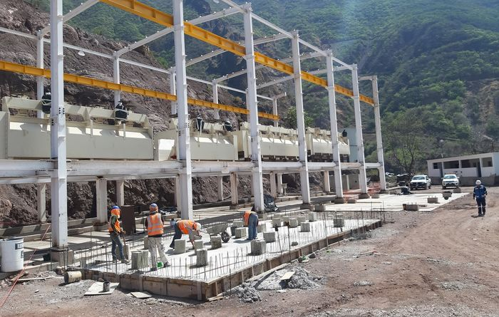 Telson flags finance plan to finish Tahuehueto construction