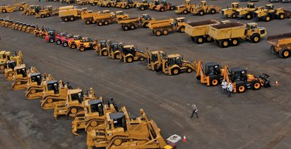 Bank research points to equipment demand surge