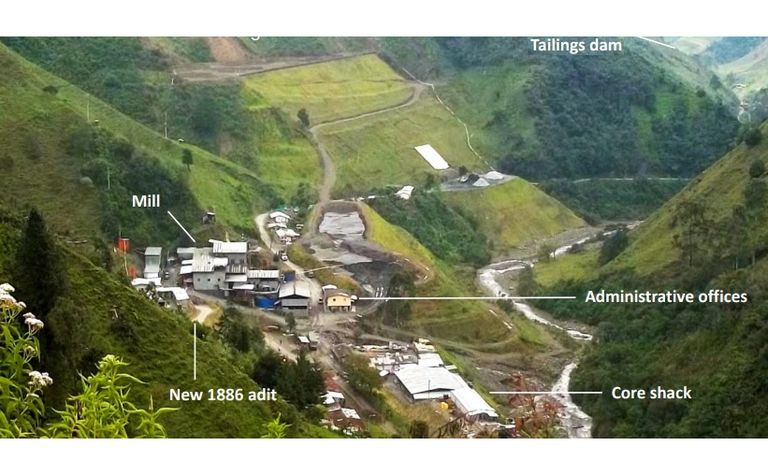 Atico reports stoppage and fix after tailings discharge