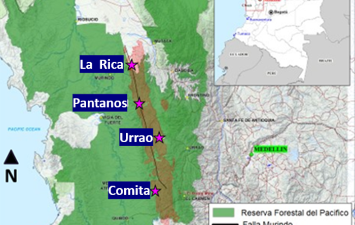 Colombia's real copper potential