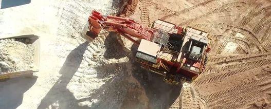 Byrnecut in box seat at Carosue Dam - Mining Journal