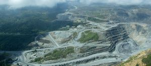 PNG said to seek bigger Porgera stake