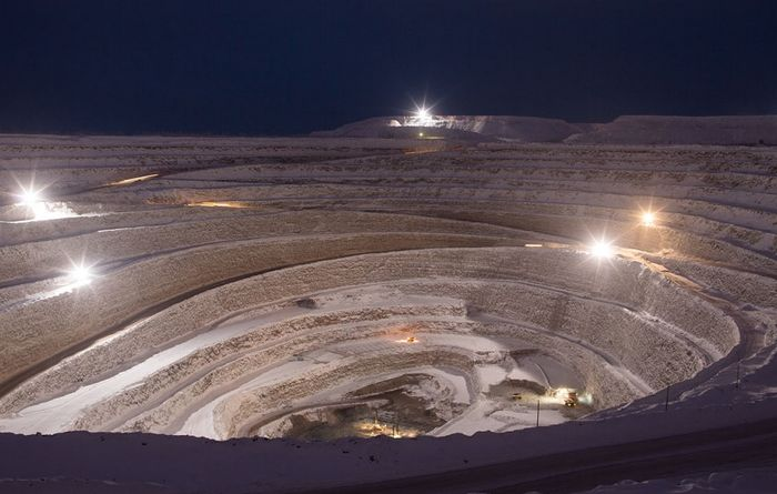 Digitisation and drones in diamond mines