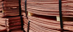Copper calm depends on grade and cost control