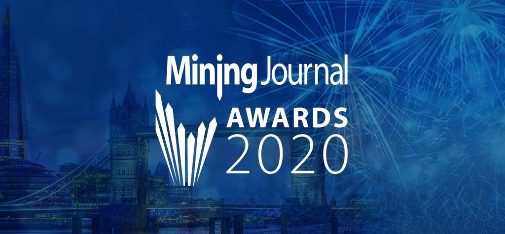 Mining Journal Awards: CEO of the Year