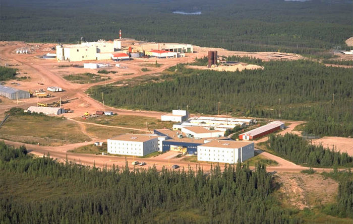 Cameco slips to loss