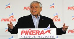 Piñera gets another crack at Chile presidency