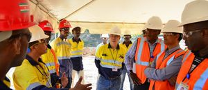Newmont determines model for social licence