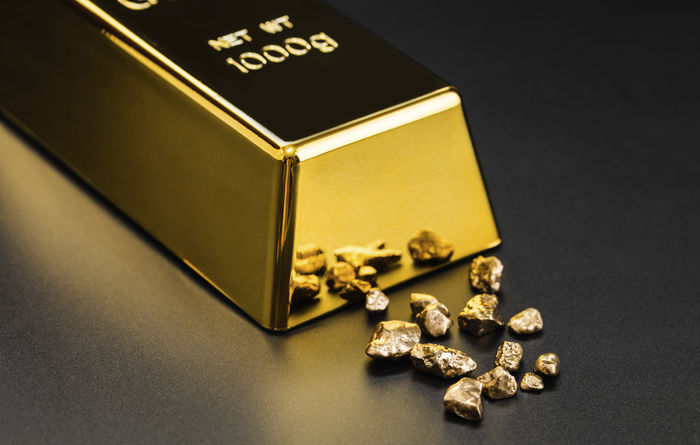 Gold pushes past $1,300/oz threshold