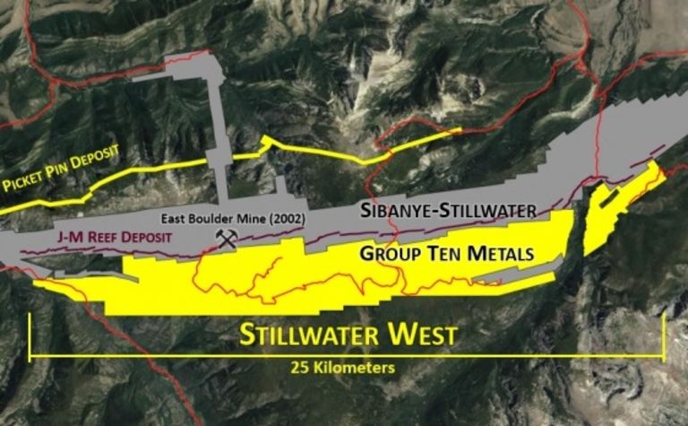 Cashed-up Group Ten starts new Stillwater West drilling