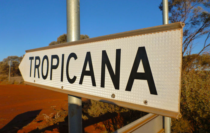 Regis wins battle for Tropicana stake