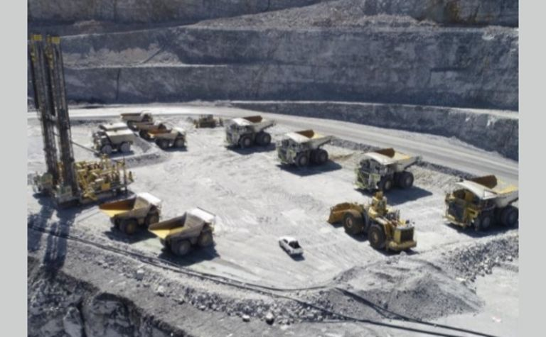 Newmont suspends Peñasquito again