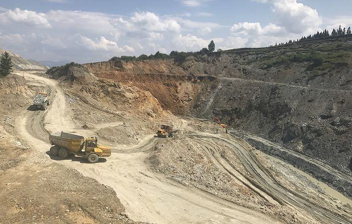 Vast resource boost in Romania