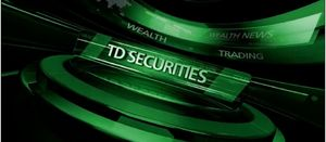 TD Securities sees US$1,300/oz gold into 2019