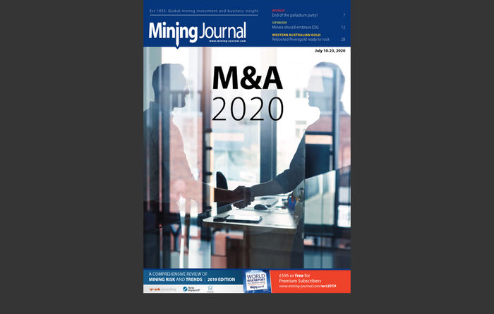 Mining Journal eMagazine: 10th July 2020
