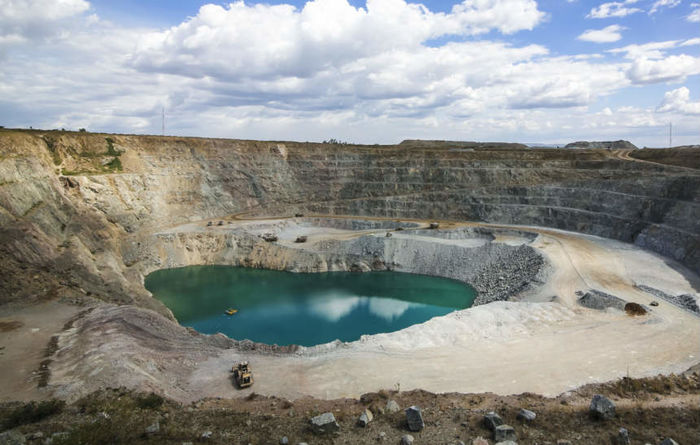 Acacia Mining half year report, July 22