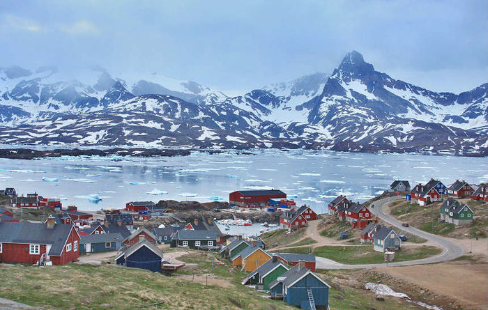 Greenland turning on charm