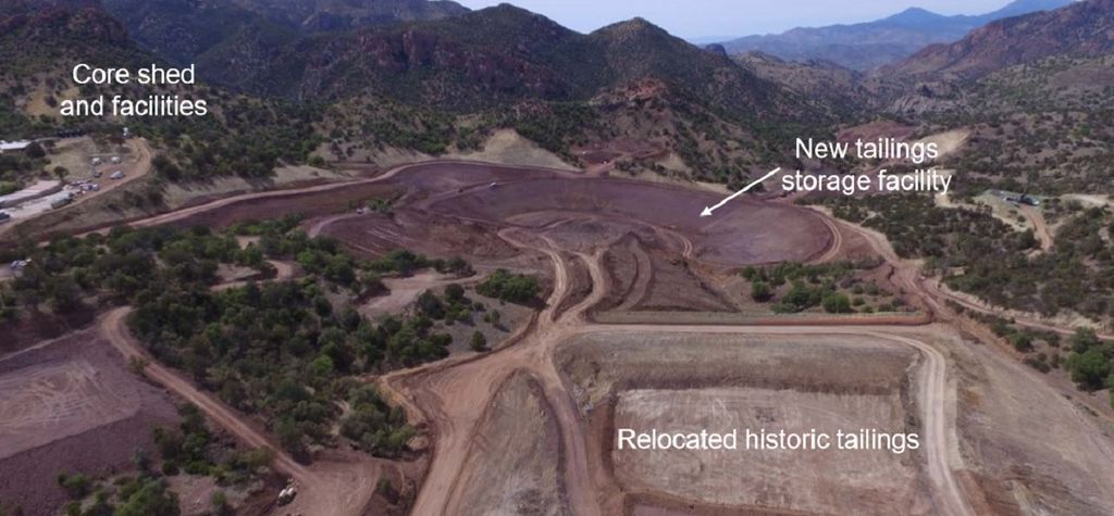 Arizona hits high grades in new copper zone at Taylor