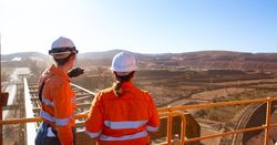 Iron ore strong for BHP as Olympic Dam disappoints again