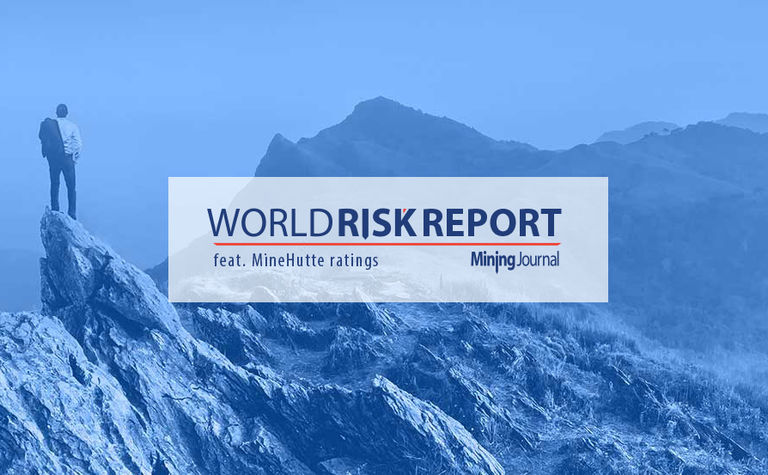 Download a free excerpt from the World Risk Report 2018 (feat.MineHutte ratings)