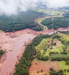 Vale report faults poor drainage for Brumadinho failure