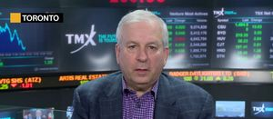 Gold on a runway to US$3,000, says David Rosenberg