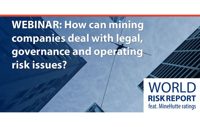 How can mining companies deal with legal, governance & operating risk issues?