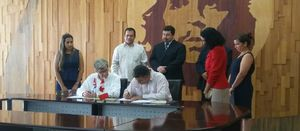 Cuba signs historic contract with Canadian explorer