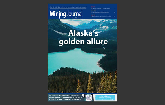 Mining Journal eMagazine: 7th August 2020