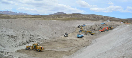 Quellaveco has green light: Peru govt figure