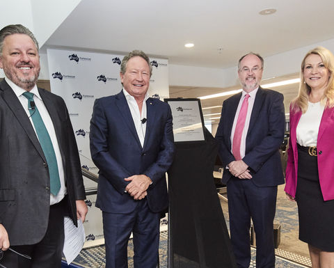 Fortescue Metals buzzing as Hive launches