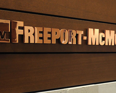 Freeport up on strong 3Q financials
