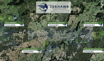 """… only Osisko's land package is significantly larger than Seahawk's"""