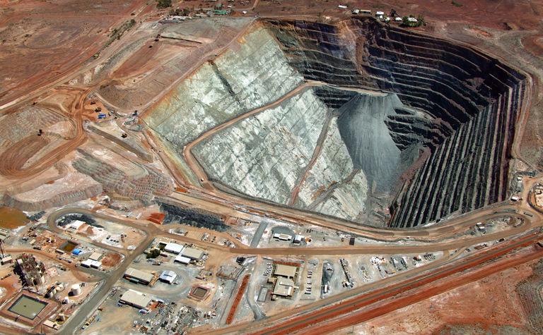 St Barbara Mining