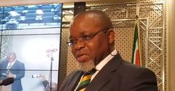 Mantashe kept as head of SA mineral resources