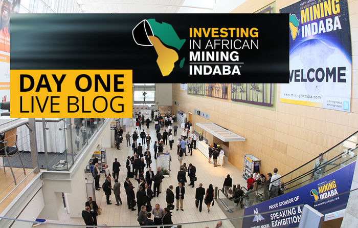 Live from Mining Indaba 2017: Day 1