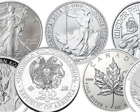 'Schizophrenic' silver heading for US$50/oz, says Grummes