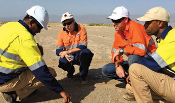 Credit approval for Eritrea potash project finance