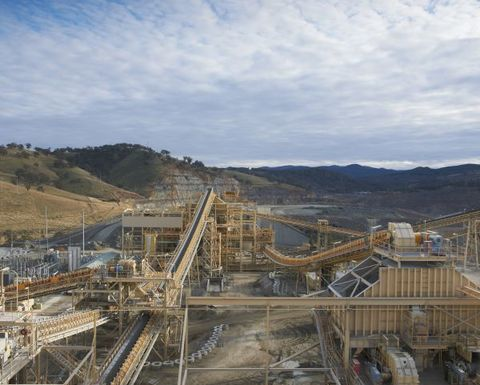 New high for Australian gold output