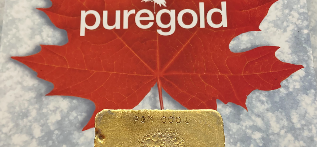 Pure Gold hails first pour at Red Lake