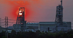 Lonmin PGM production slides on planned closures