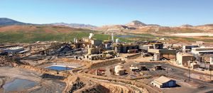 """The [Barrick/Newmont] company now has one team that shares one vision"""